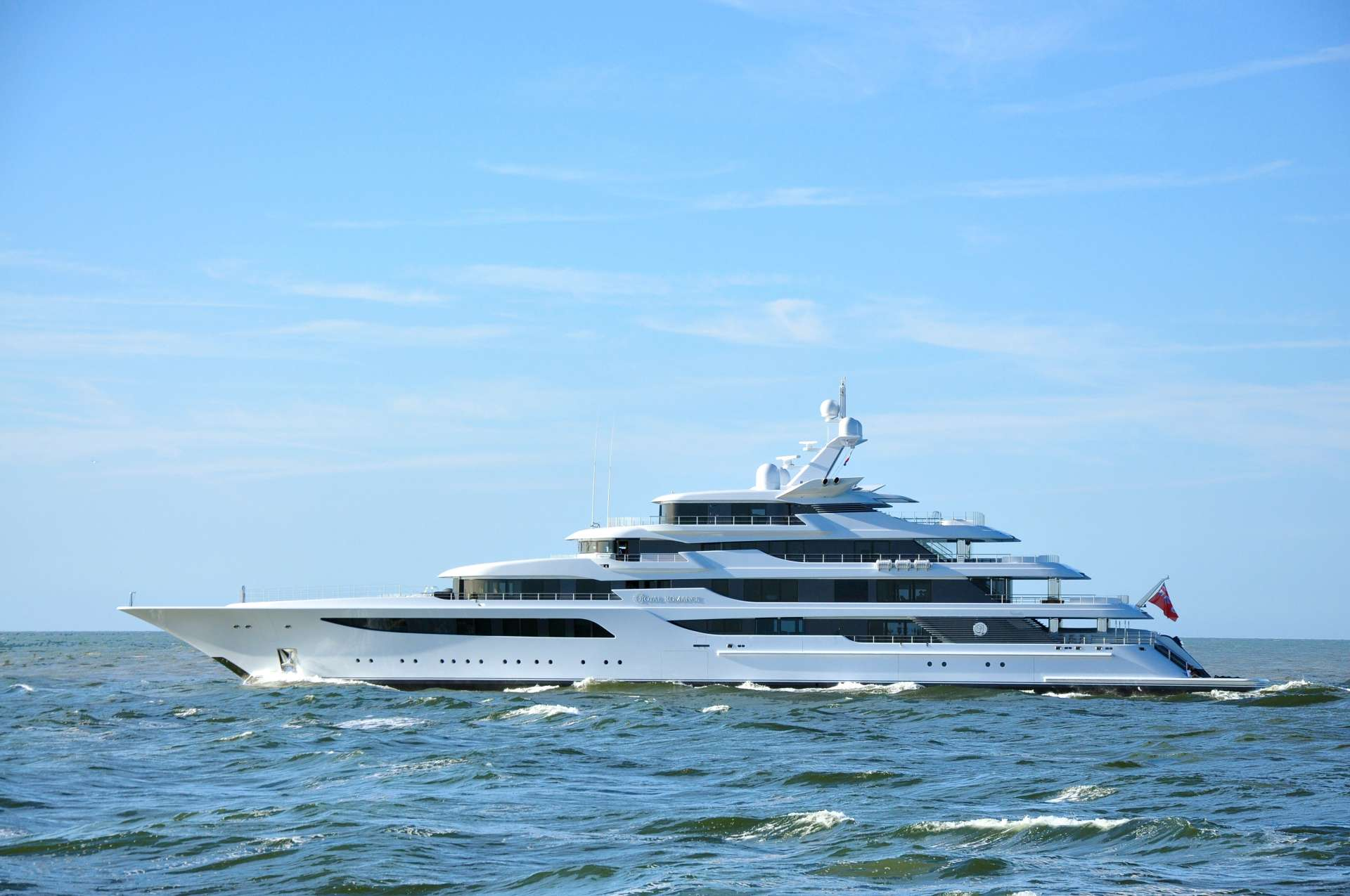 Royal Romance Feadship Royal Dutch Shipyards