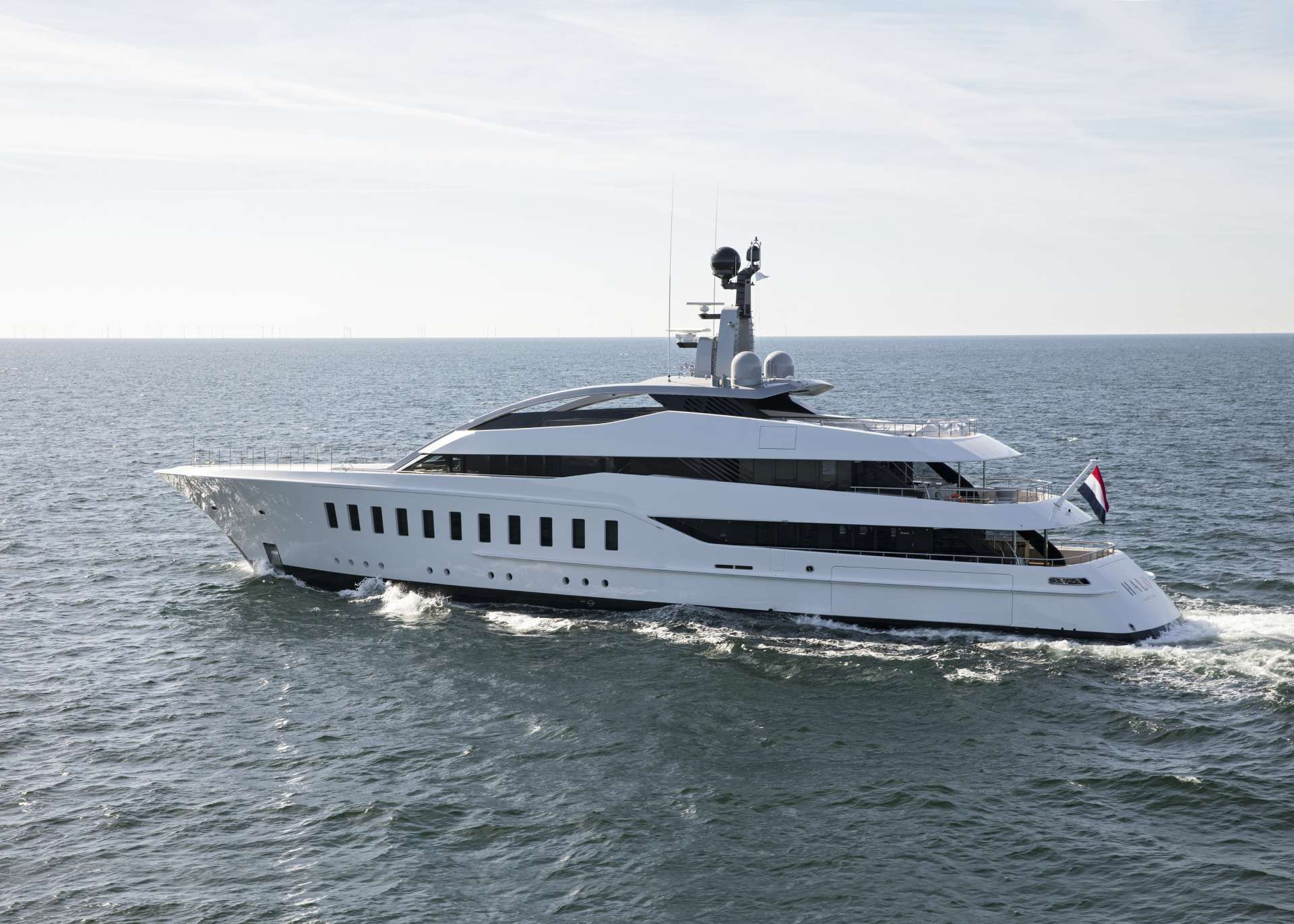Halo - Feadship Royal Dutch Shipyards