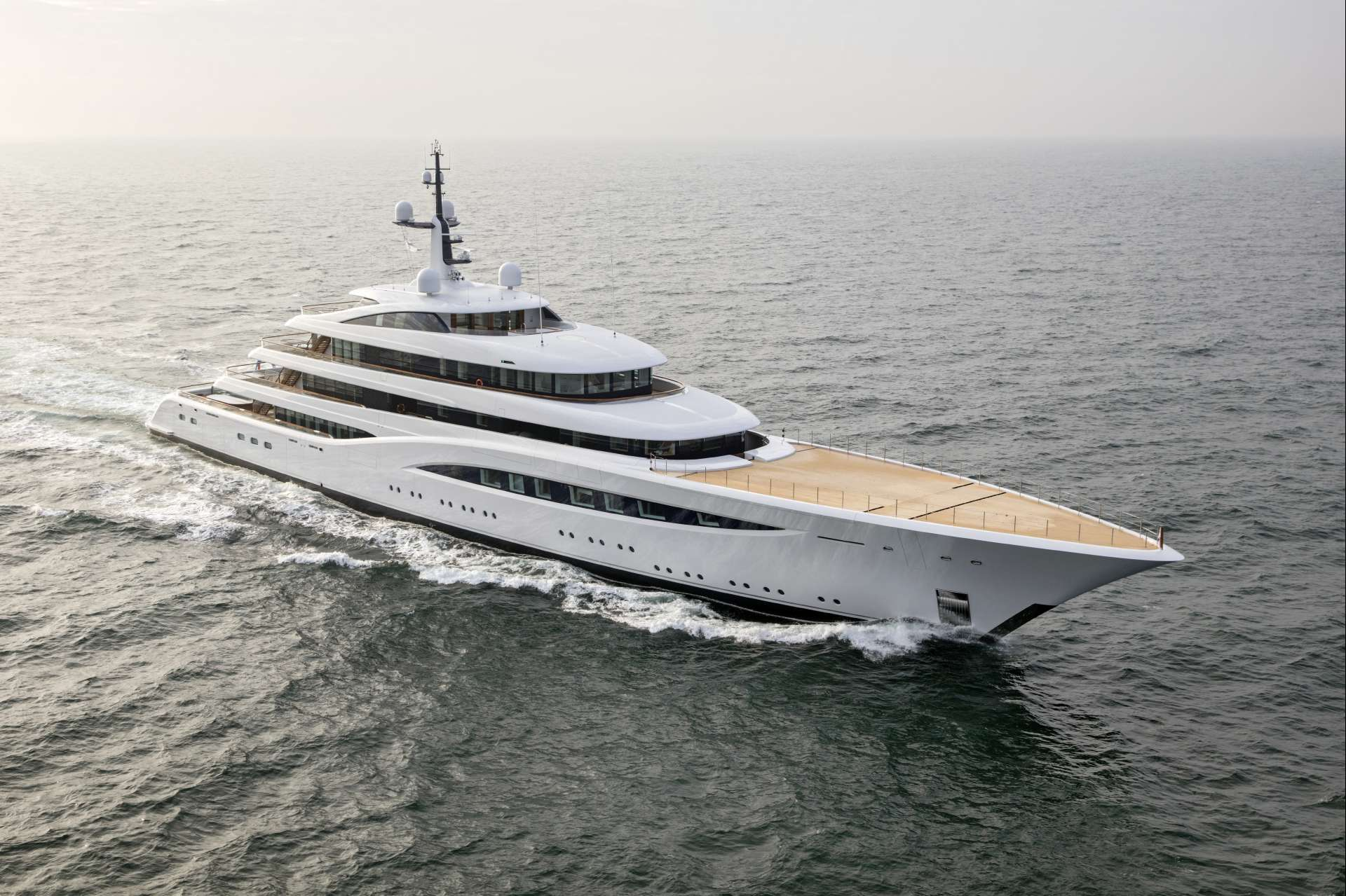 Faith Feadship Royal Dutch Shipyards