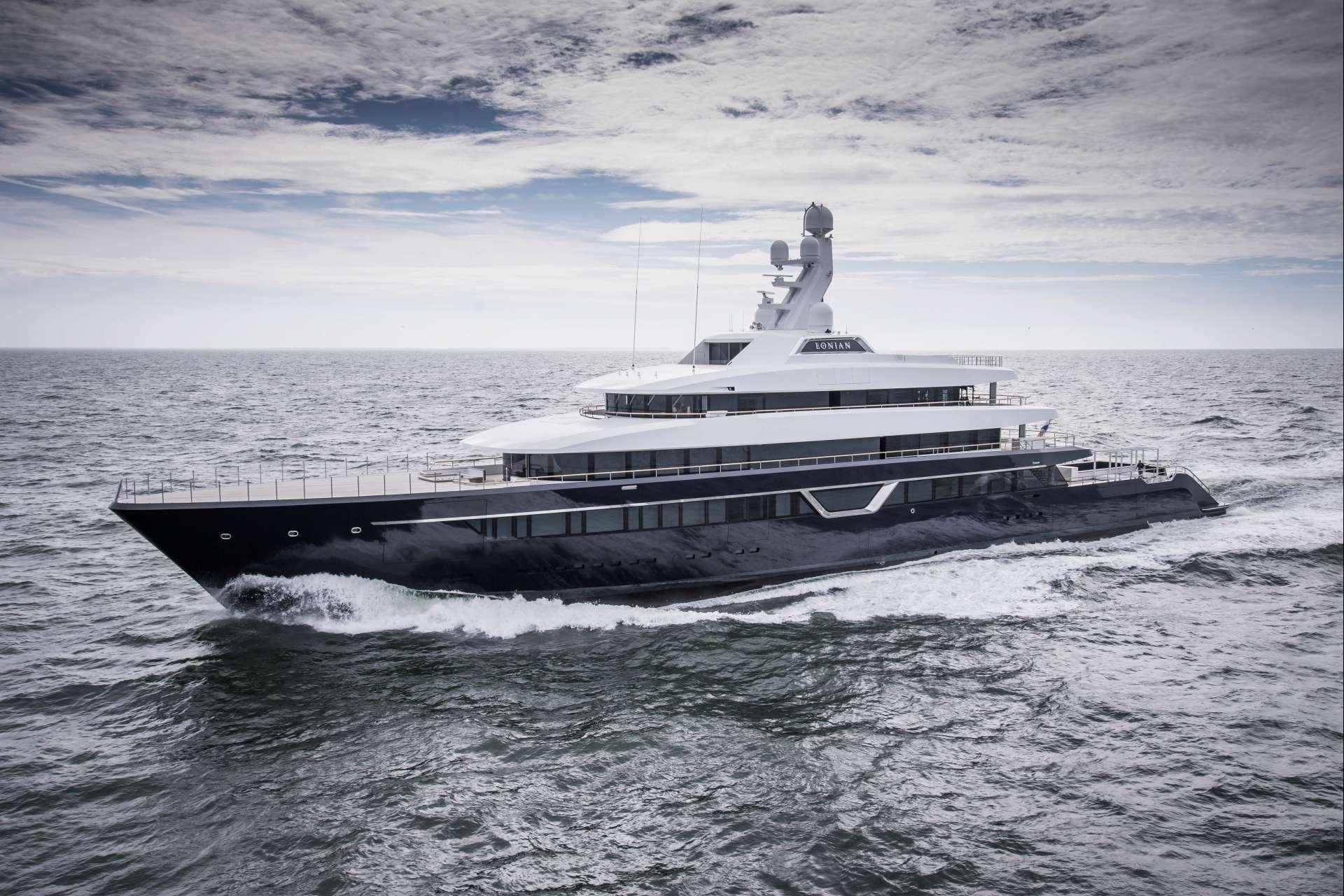 Lonian Feadship Royal Dutch Shipyards