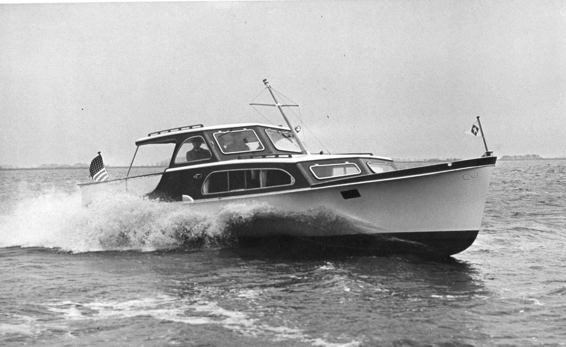 Double Cabin Cruiser