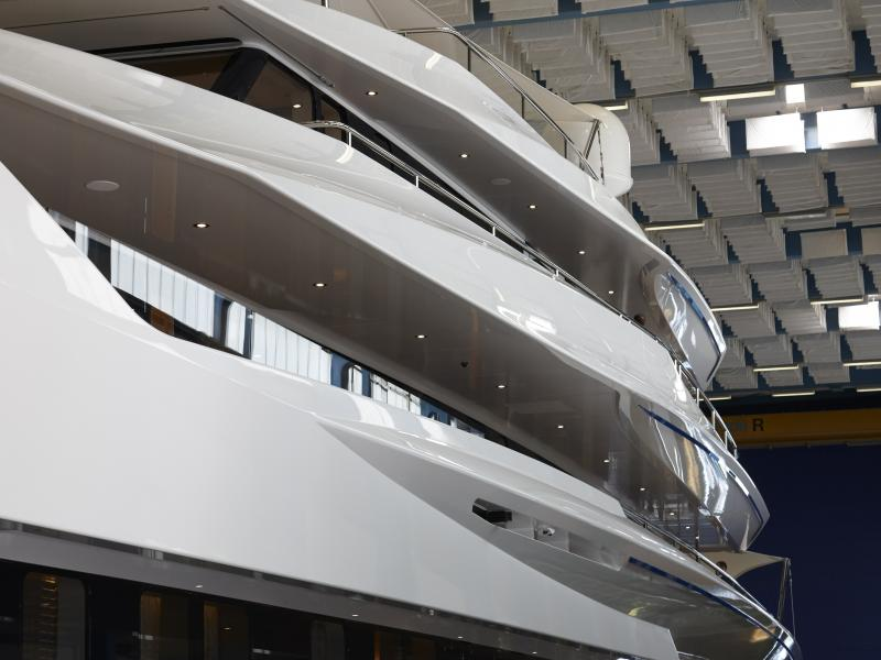 Feadship joy launched 01